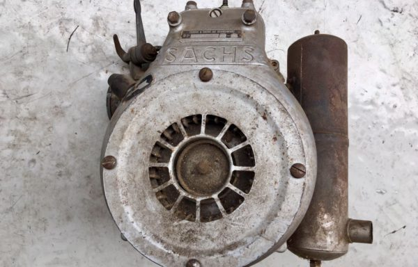 MESSERSCHMIT KR200 MOTOR