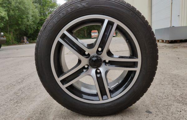 """16"""" Mercedes Benz banden und aluminium velgen (205x55R16)"""