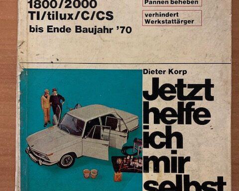 BMW reparatie handboek