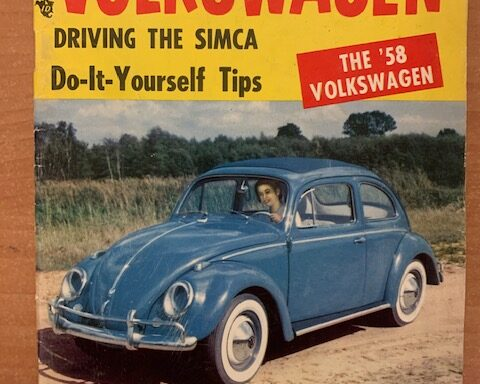 VW foreign car guide