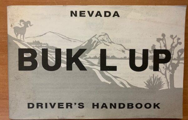 BUK L UP  driver's handbook